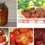 Все рецепты вкуснейших помидорчиков по-корейски.