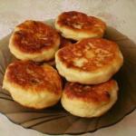 Сырники (по любимому рецепту мамочки?