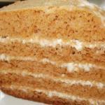 Самые вкусные торты в мультиварке: топ - 5.