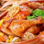 Запечённая курица: топ - 5 праздничных рецептов?
