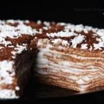 Блинный торт. Домашняя вкуснятина?