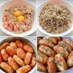 Гречаники. Гречаники, приготовленные по этому рецепту, получаются аппетитными, сытными и очень вкусными.