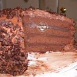 """Шоколадный торт """"Арабские Сказки""""?"""