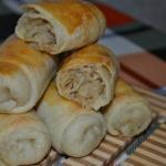 Вэрзере - молдавские пирожки с капустой.