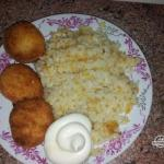Рецепт риса за 30 минут в сковороде.