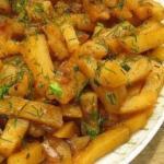 Вкусная картошка в МУЛЬТИВАРКЕ.