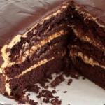 Тортик в микроволновке за 3 минуты.