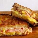 Горячие бутерброды: топ - 10 рецептов?