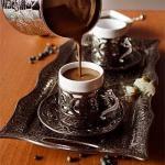 Кофейное настроение.  Кофе по-турецки.