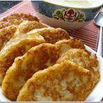 Ленивые пирожки или оладьи из индейки.