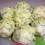 Куриные шарики.  Нежные и сочные куриные шарики станут отличным главным блюдом любого ужина: хоть романтического рандеву, хоть фитнес - перекуса.