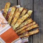 Картофельные палочки.  Вкусные, хрустящие, солененькие.