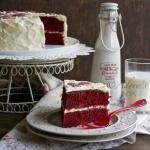 """Натуральный торт """"Красный Бархат"""" (без красителей."""