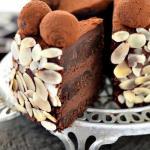Самый шоколадный торт.