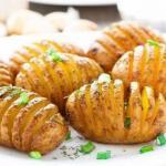 Топ - 6 простых, но очень вкусных блюд из картофеля?