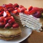 Обалденный тортик за 20 минут - без выпечки!