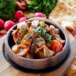 Оджахури - грузинское блюдо?