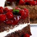 5 вкуснейших домашних тортов.