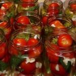 6 испытанных и вкуснейших способов заготовки помидоров.