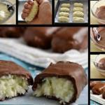 Конфеты баунти.  Приготовьте конфеты баунти дома, они намного вкуснее магазинных!
