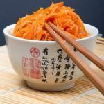 Морковь по-корейски.   Этот сногсшибательный рецепт!