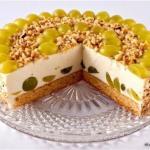 5 самых простых тортов без выпечки.