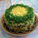 Новейший и вкуснейший салат грибы под шубой.