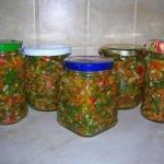 Заправка для борща, супа и других блюд.