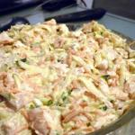 """Салат """"Айболит"""".  Предлагаю вам попробовать простой зимний салат с редькой!"""