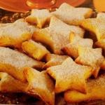 Вкусное песочное печенье?