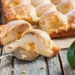 Яблочный пирог.   Лишь в том случае, если любите яблочные пироги, то не проходите мимо этого рецепта.