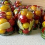 Маринад универсальный для любых овощей.