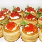 Тор - 10 рецептов приготовления замечательных закусок на все праздники.
