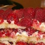 Очень вкусные домашние тортики.