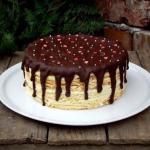 "Армянский торт ""Микадо""."