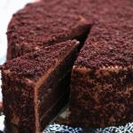 """Шоколадный торт """"Пеле""""?"""