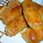 Молдавские пирожки с капустой.