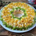 Топ - 10 отменных салатиков с кукурузкой?
