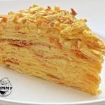 """Легкий рецепт идеального торта """"Наполеон""""?"""