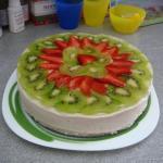 """Желейный торт """"фруктовый """"\xA0."""