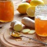 Варенье из имбиря и лимона.