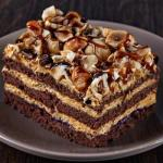 """Шоколадный торт """"Арабские Сказки""""."""