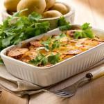 6 эффектных блюд из картофеля.