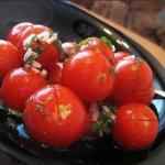 Закусочные помидорки за сутки.