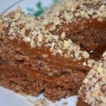 Ореховый торт без муки и масла за 5 минут?