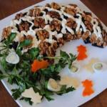 Топ - 10 вкуснейших мясных салатов?