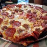 Вот уж чудо - блюдо пицца!
