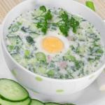 Холодные супы: топ 5 рецептов.