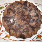 Шоколадный кекс ( рецепт Ольги Фирсовой - Толмачёвой).