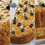 "Торт ""Пчёлка"".  Ингредиенты:"